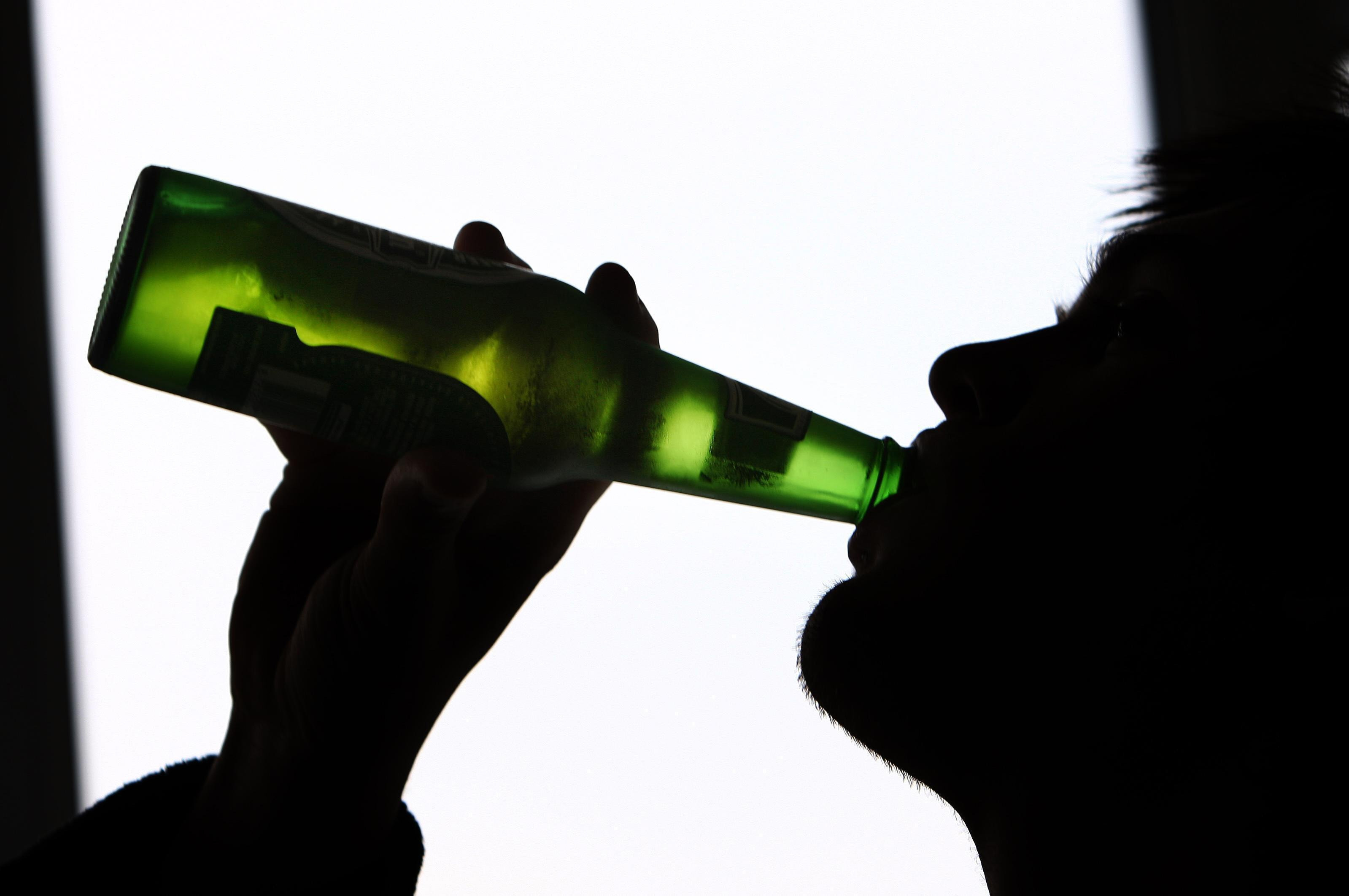 Eight-year-old boy among thousands caught underage binge drinking