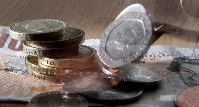 Employment has risen but wages have fallen in real terms (Picture: PA)