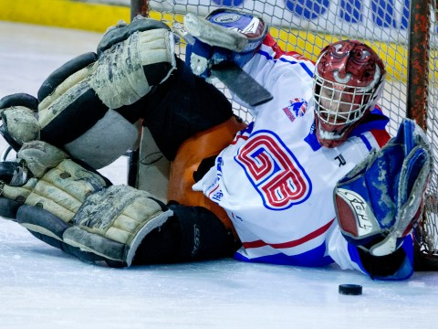 Rob Gaze blog: The final Ice Sledge Hockey qualification tournament for Sochi 2014 is upon us
