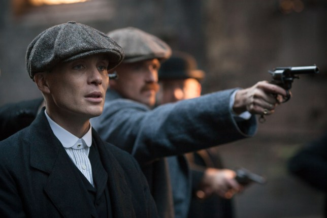 8047f15b7 Peaky Blinders has sparked an 83% rise in sales of flat caps | Metro ...