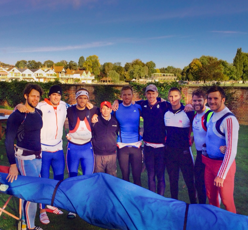 Pete Reed blog: The dawn of the 2014 rowing season is upon us