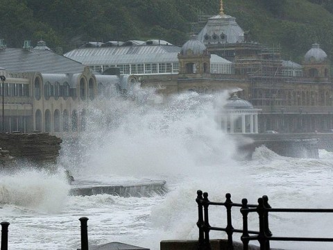 Beware of the storm: 80mph winds and torrential 'likely' to strike half of UK