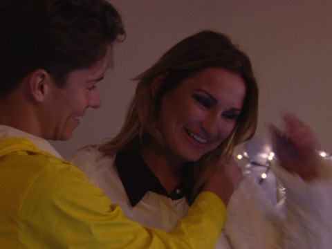 TOWIE star Sam Faiers says Joey Essex has been supporting her through Crohn's diagnosis