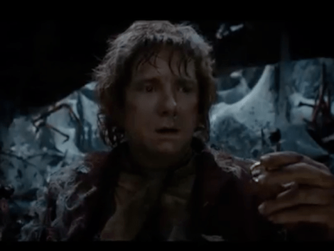 Bilbo Baggins finds his courage in new Hobbit: The Desolation of Smaug trailer