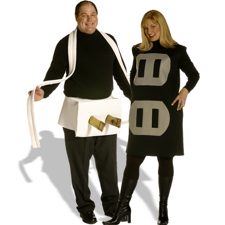 The 7 types of Halloween costume and what they say about the wearer
