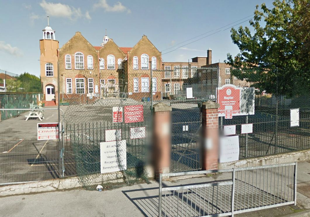 Napier Primary School: Short-sighted grandfather picks up wrong girl for trip to doctors in Gillingham, Kent