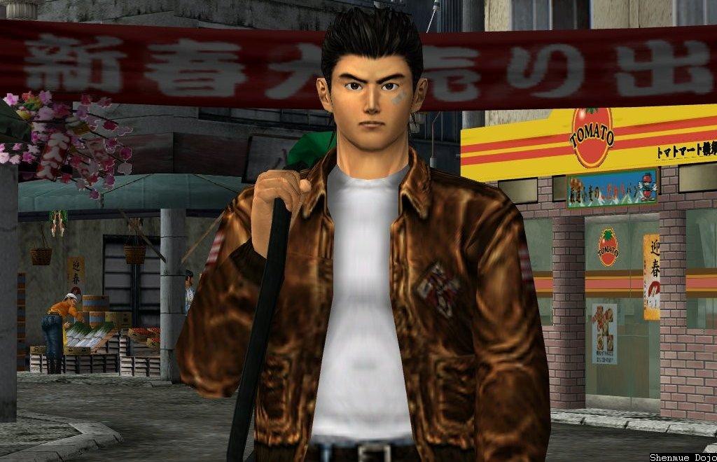 Sega renews Shenmue trademark as Nintendo registers Code Name: S.T.E.A.M.