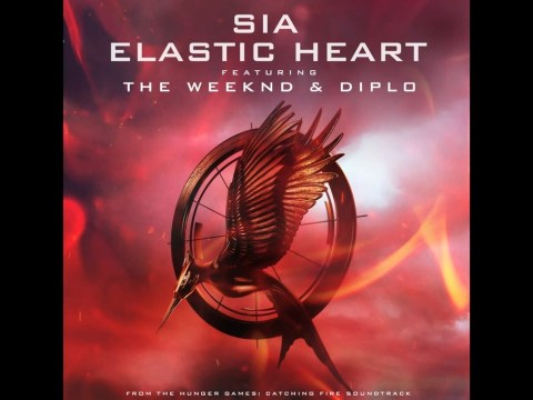 Sia, The Weeknd and Diplo team up for Hunger Games track Elastic Heart