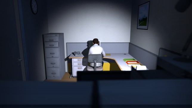 The Stanley Parable (PC) -  a very unreliable narrator