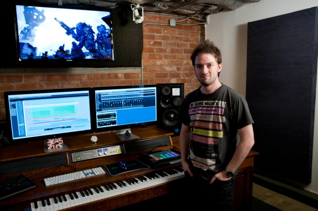 Stephen Barton - taking video game music into the next gen