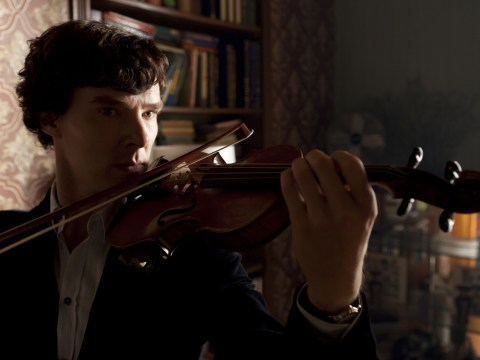 Sherlock: How do you feel about the violin?