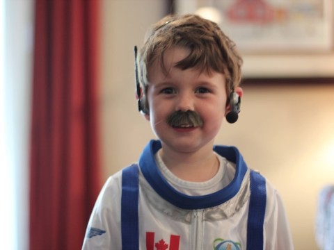 Seven of the best Commander Chris Hadfield astronaut Halloween costumes – so far