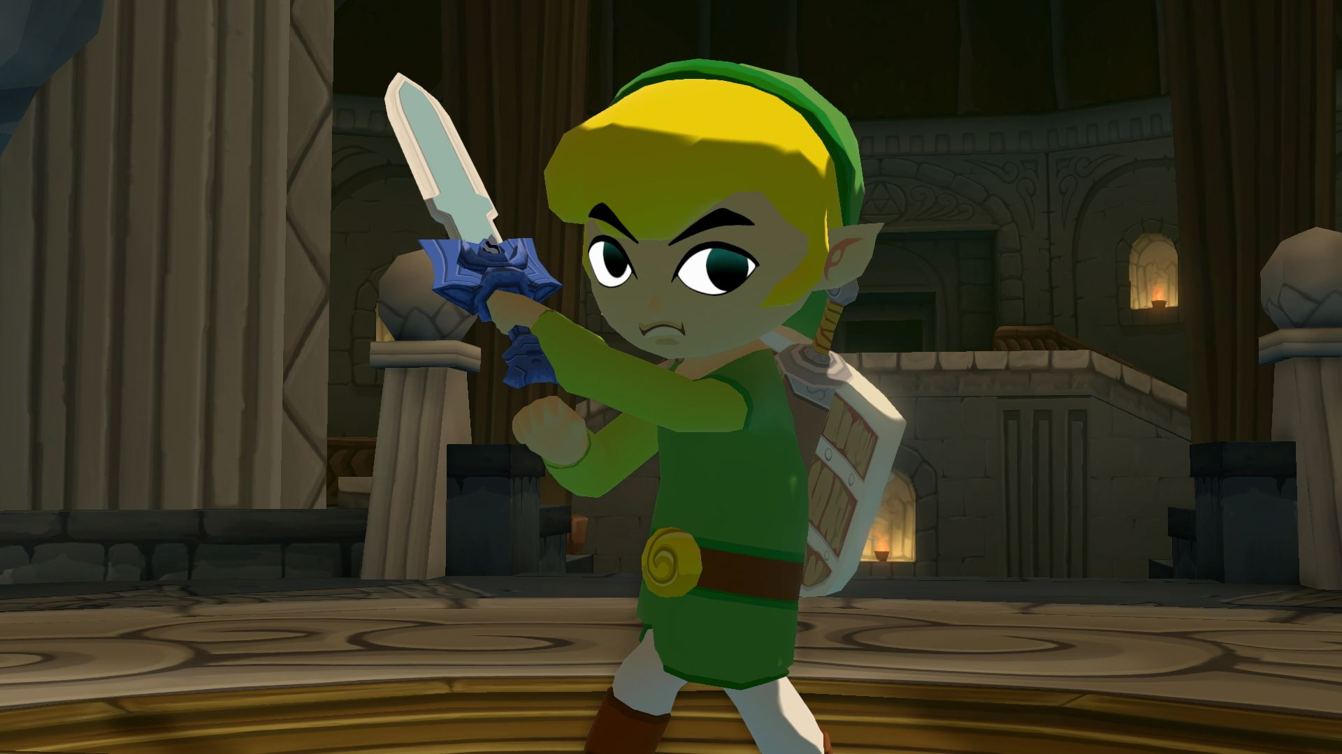 The Legend Of Zelda – it's not a RPG, but there's also no such thing as a 'heroic adventure'