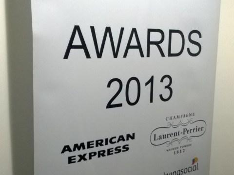 London Restaurant Festival Awards 2013: The winners