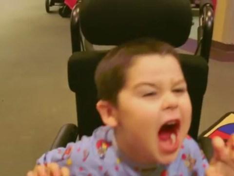 Children's hospital patients lip-sync Katy Perry's Roar in heart-warming video