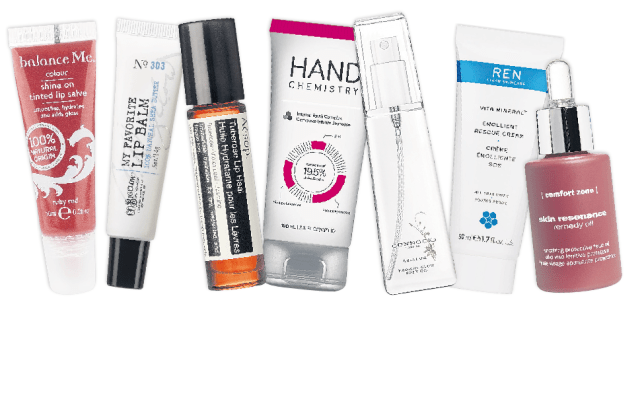 Beauty products to help your skin during the winter (Picture: supplied)