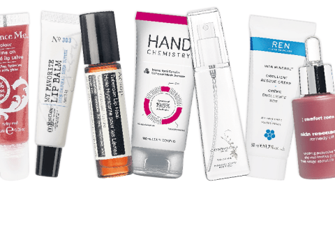 Beat the skin-chill factor with a selection of winter hydration products