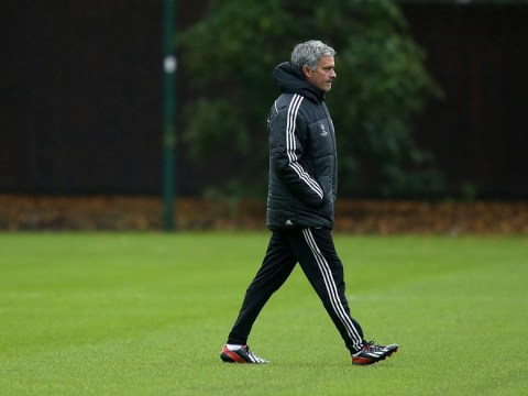 Jose Mourinho set to ring the changes ahead of Chelsea's clash with Schalke