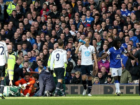 Andre Villas-Boas defiant on Hugo Lloris decision and claims Romelu Lukaku could have avoided the collision
