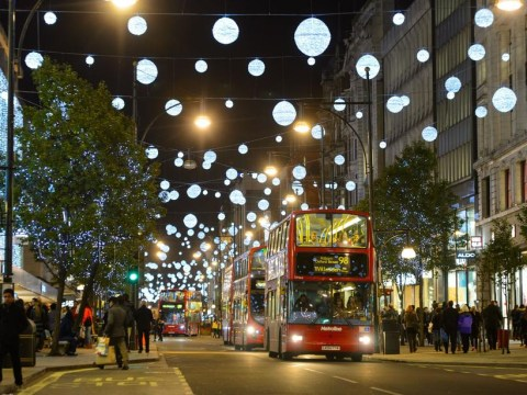 Christmas in London: 5 things to make you feel festive