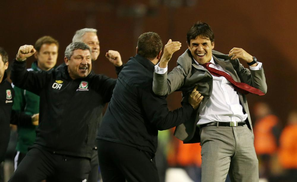 Chris Coleman to stay on as Wales boss for Euro 2016 campaign