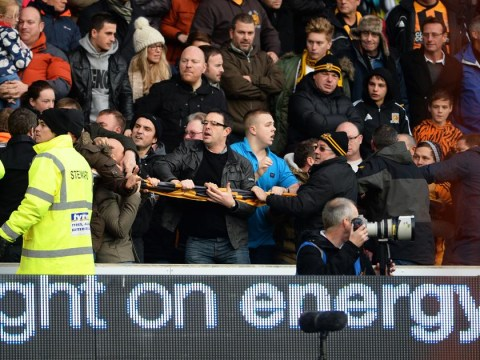 Why heavy handed oppression will not stop Hull fans defending their City