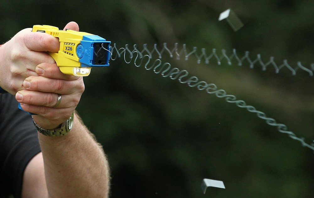 Boy with learning difficulties Tasered by police at his school after teacher 'assaulted'