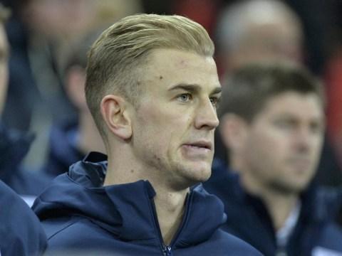 Manchester City boss Manuel Pellegrini rules out loan move for Joe Hart in January
