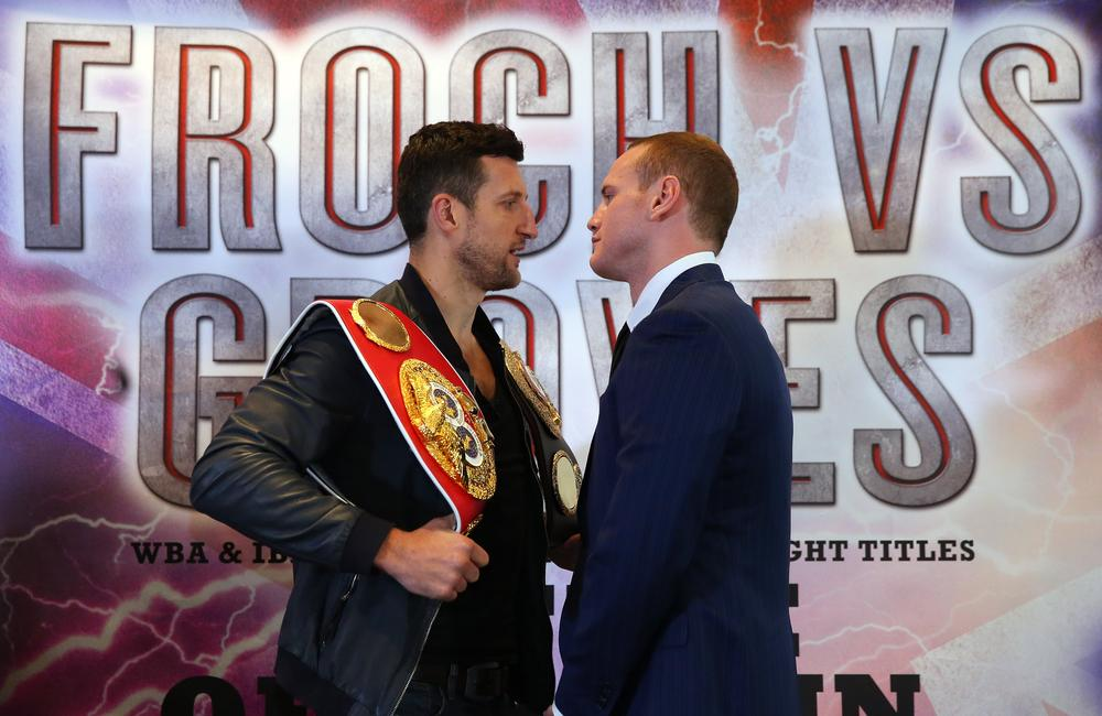 'George Groves will win a world title even if he loses to Carl Froch in Manchester'