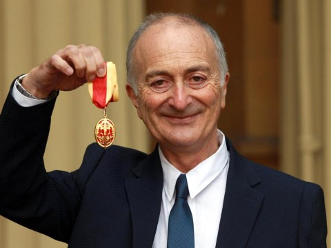 Tony Robinson recruits Prince William for Blackadder cameo as he collects knighthood