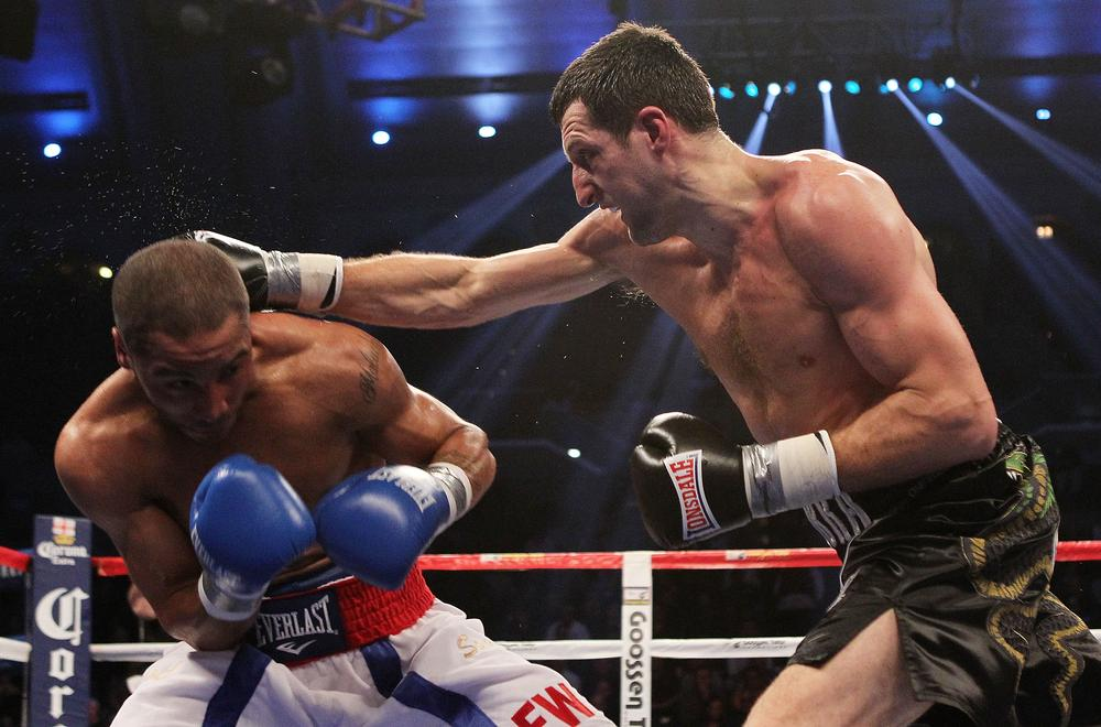 Carl Froch branded 'delusional' by super-middleweight star Andre Ward