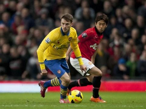 Arsenal boost as Aaron Ramsey targets Tottenham return