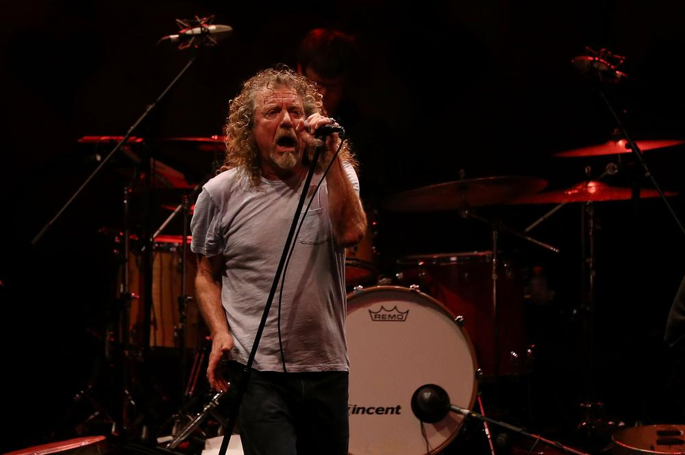Led Zeppelin star Robert Plant finds a Whole Lotta Love by paying to play for Wolves