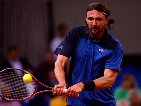 West Brom fan Goran Ivanisevic finally gets to visit the Hawthorns