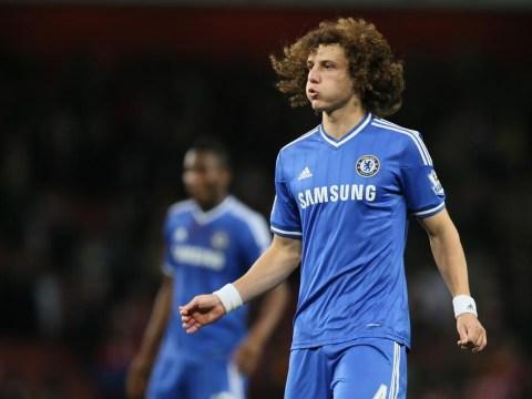 David Luiz has no worries over substitute status at Chelsea