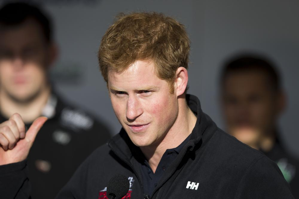 Prince Harry: William wishes he could join me on polar trek to escape Prince George's screaming