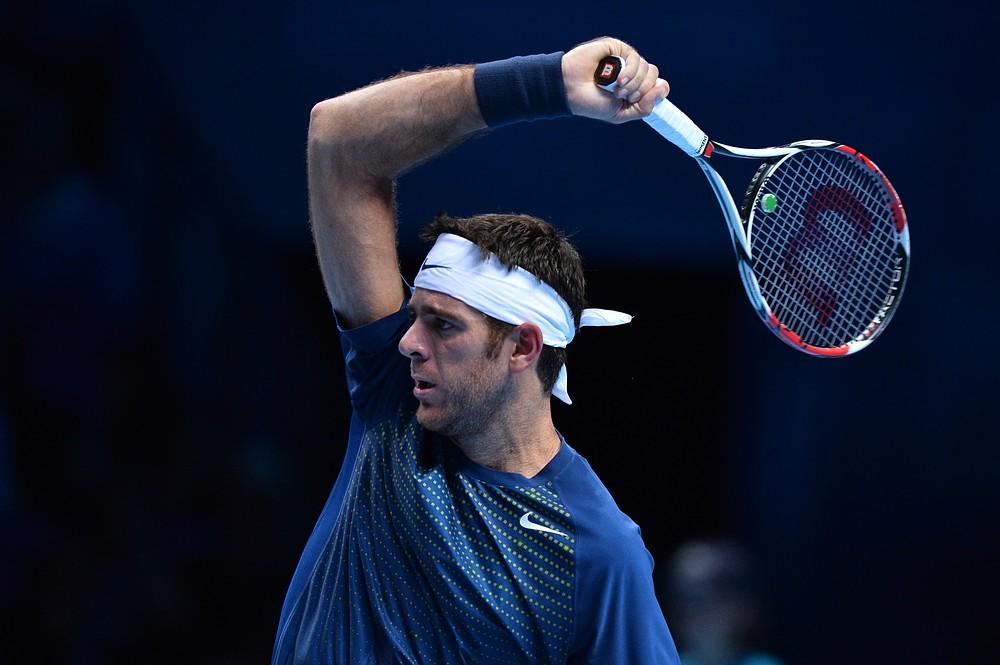 Juan Martin Del Potro digs deep to win ATP World Tour Finals thriller with Richard Gasquet