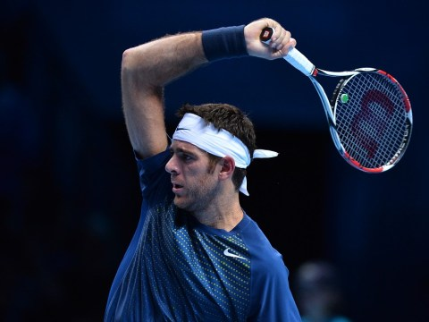 Juan Martin Del Potro digs deep to win ATP World Tour Finals thriller with Richard Gasquet