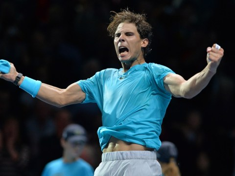 Barclays ATP World Tour Finals: Rafael Nadal will finish the year as the world No.1 after beating Stanislas Wawrinka