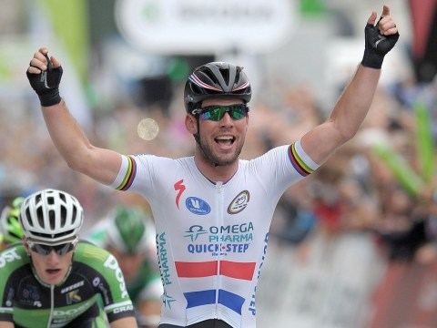 Mark Cavendish: I can't wait for the chance to pull on the Tour de France yellow jersey in England