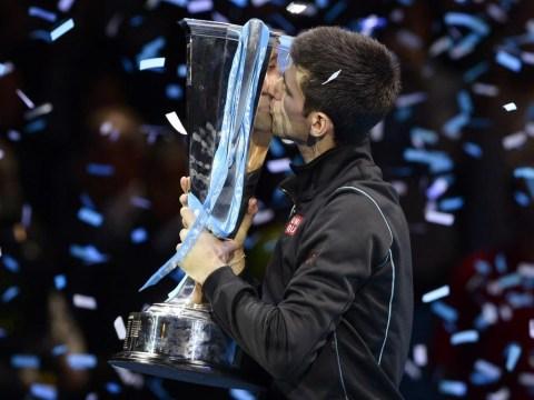 Barclays ATP World Tour Final victory leaves Novak Djokovic anticipating happy new year