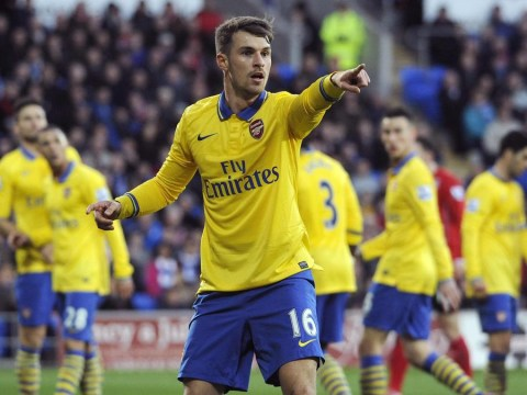 Arsene Wenger tips Aaron Ramsey to beat Wayne Rooney, Luis Suarez and Sergio Aguero to player-of-the-year awards