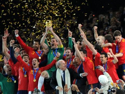 World Cup finals draw: Sir Geoff Hurst and Zinedine Zidane added to Fifa line-up
