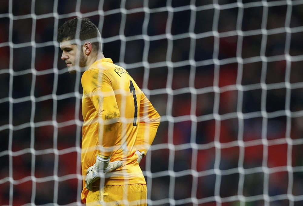 Fraser Forster believes he can still go to Brazil with England despite Celtic's Euro flop