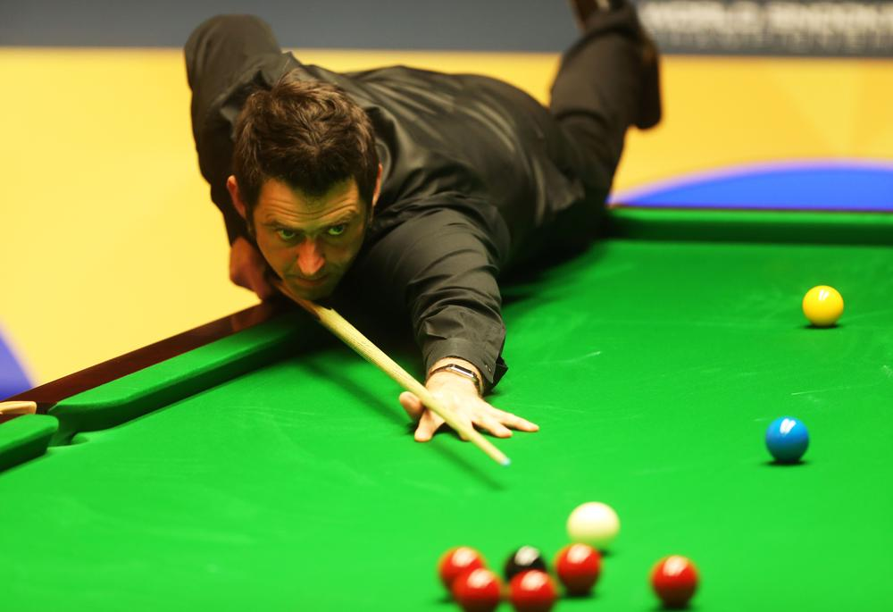 Ronnie O'Sullivan tells rivals he can get even better as he claims Champions title