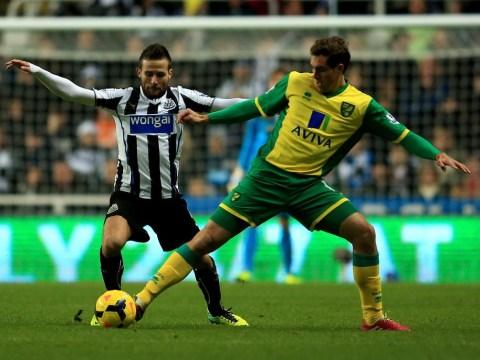 Alan Pardew plays down Yohan Cabaye Newcastle exit rumours