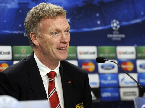 David Moyes looking for Manchester United players to book a longer stay in the Champions League