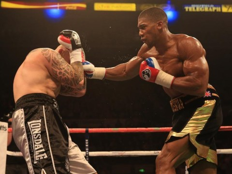Anthony Joshua: Everyone wants their shot at the Olympic champ – but I'm prepared for that