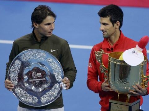 Novak Djokovic excited by Final Showdown with Rafael Nadal
