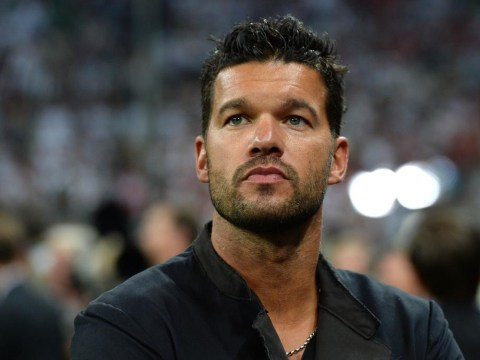 Michael Ballack: England are not on Germany's level